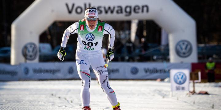 Svenska längdlandslaget hänger på Vôllan 8-15 november